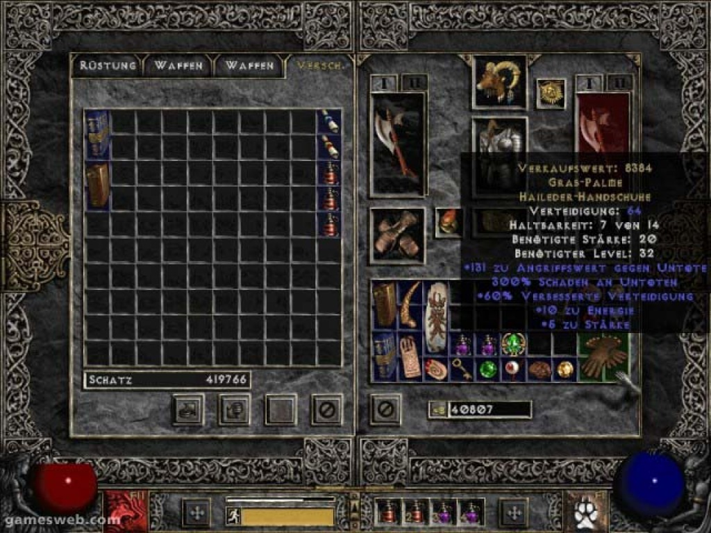 Diablo Ii Lord Of Destruction Screenshots Hooked Gamers