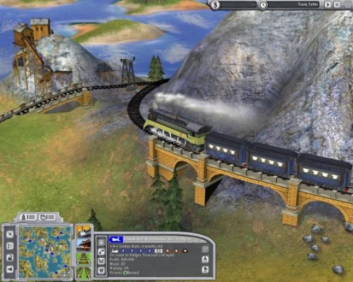 Sid Meier's Railroads! PC review -