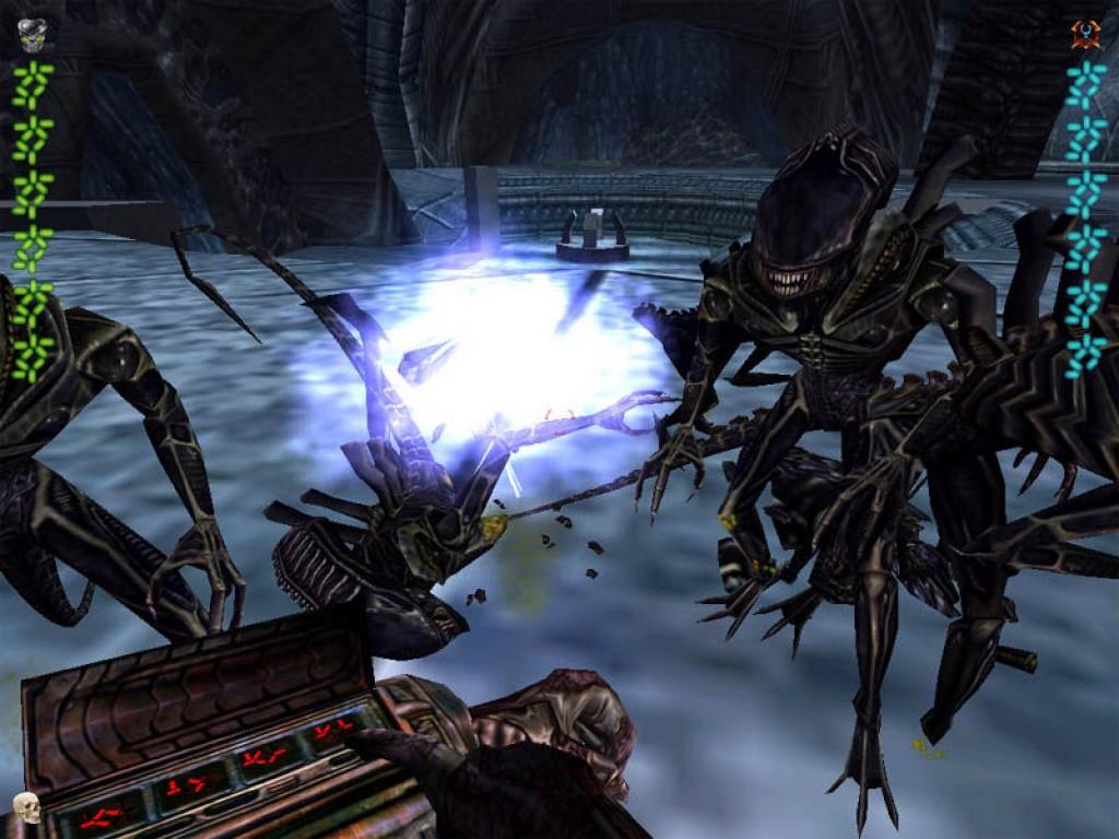 Aliens vs. Predator 2: Primal Hunt (2002) скачать торрент