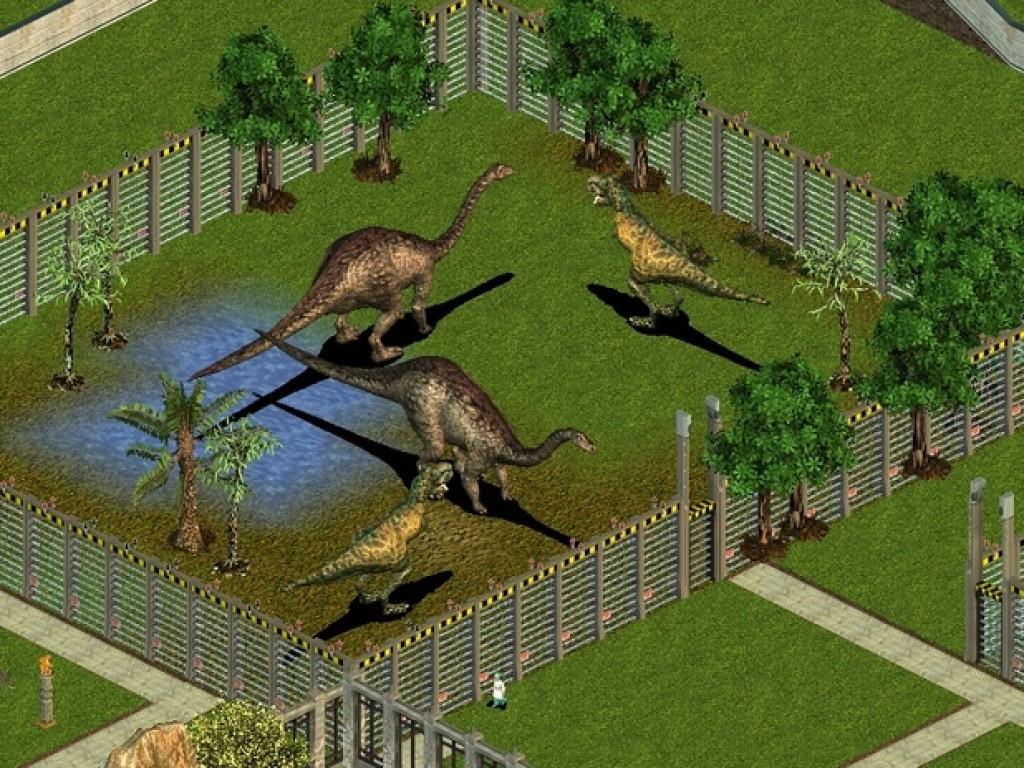 zoo tycoon dinosaur digs screenshots hooked gamers