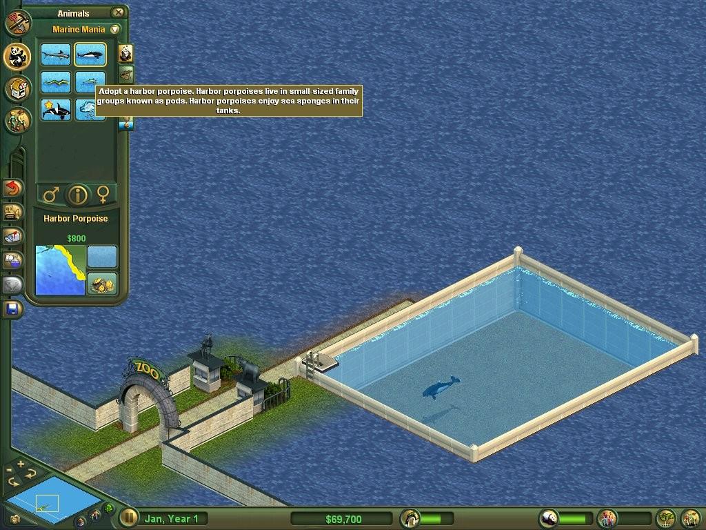 Zoo Tycoon: Marine Mania screenshots | Hooked Gamers