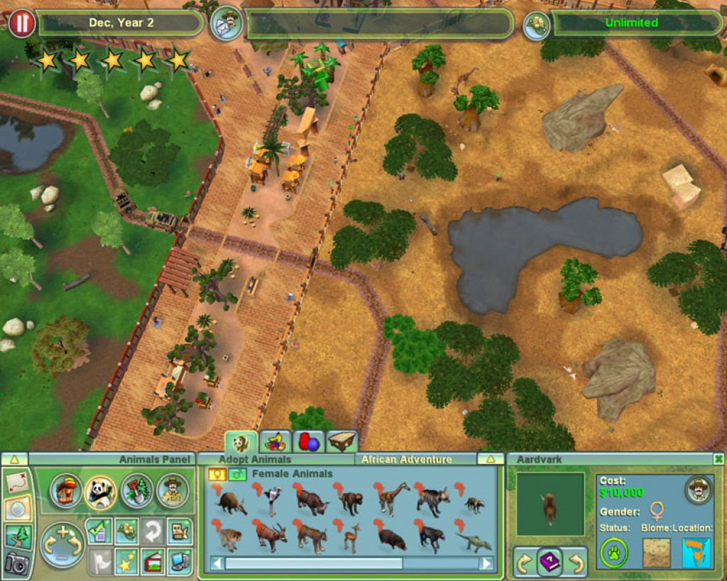 Zoo Tycoon  Building Downloads
