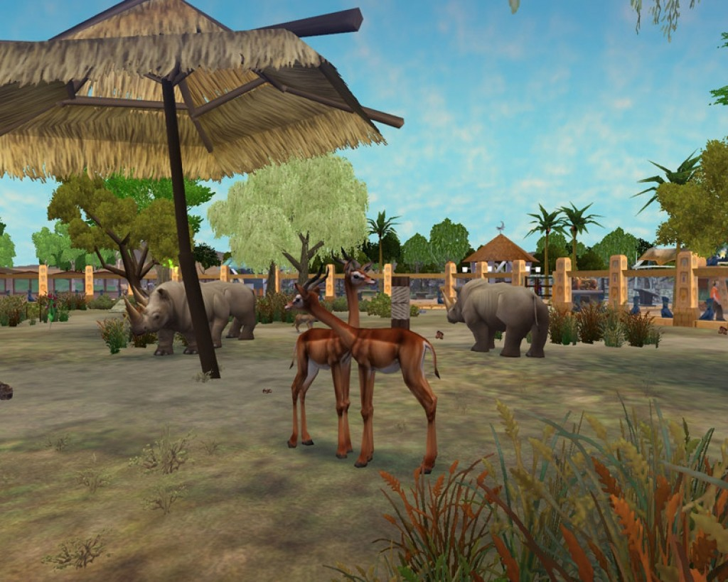 Zoo Tycoon 2: African Adventure screenshots | Hooked Gamers