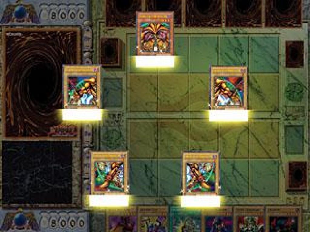Reviews >> Yu-Gi-Oh! Power of Chaos: Yugi the Destiny screenshots