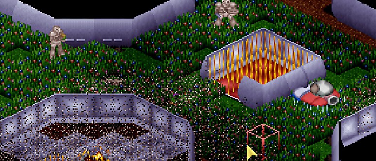 Скриншоты x-com: ufo defense