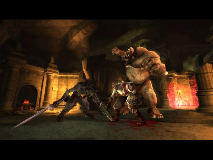 God of War: Chains of Olympus PSP review -