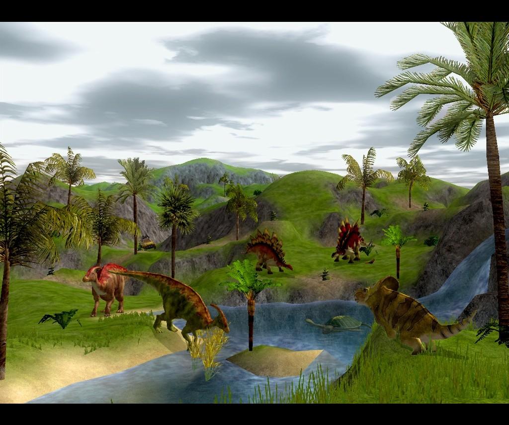 скачать игру Wildlife Park 2 Dino World - фото 6