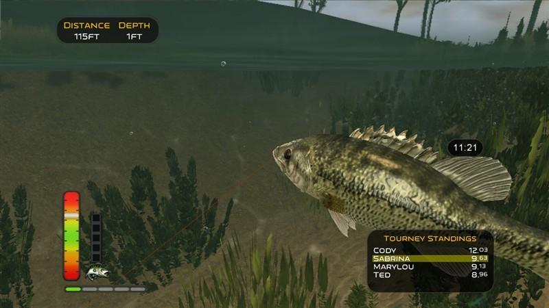 Bass Pro Shops: The Strike screenshots | Hooked Gamers