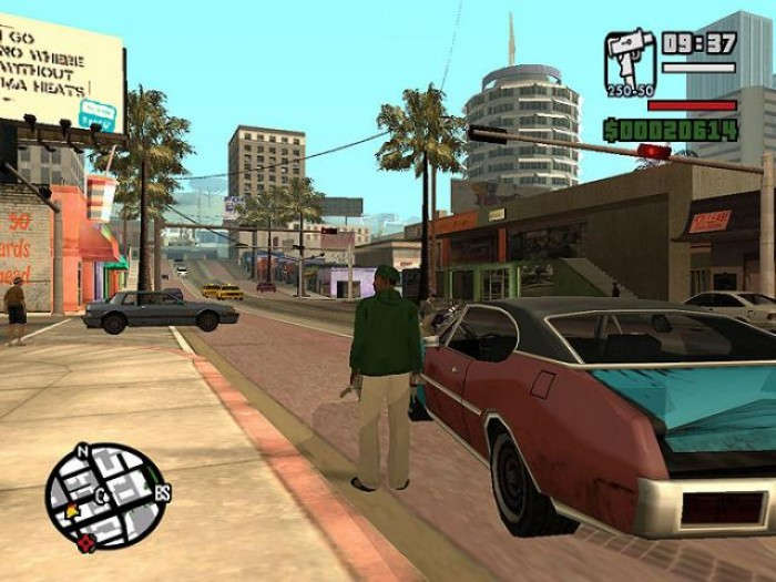 Download Game Grand Theft Auto 320x240 Jar