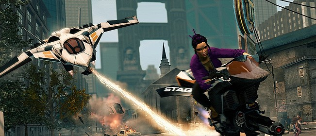 Saints Row: The Third - Money Shot