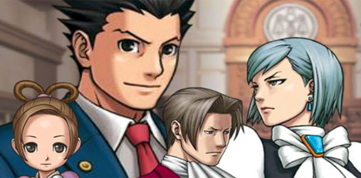 P. Wright: Ace Attorney Justice for All review