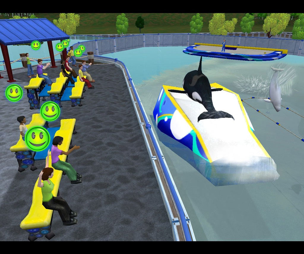 Zoo Tycoon 2: Marine Mania screenshots | Hooked Gamers