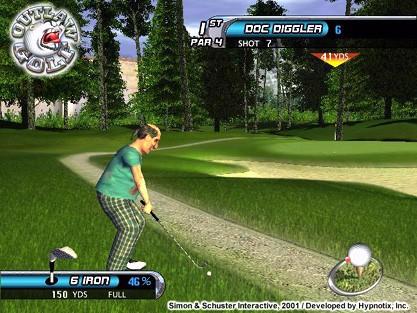golf pc