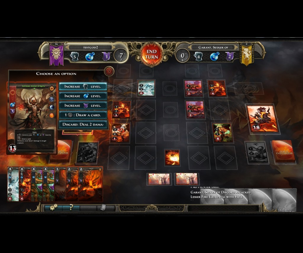 Might & Magic: Duel of Champions screenshots | Hooked Gamers
