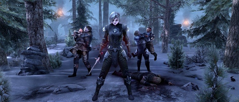 The Elder Scrolls Online - Review