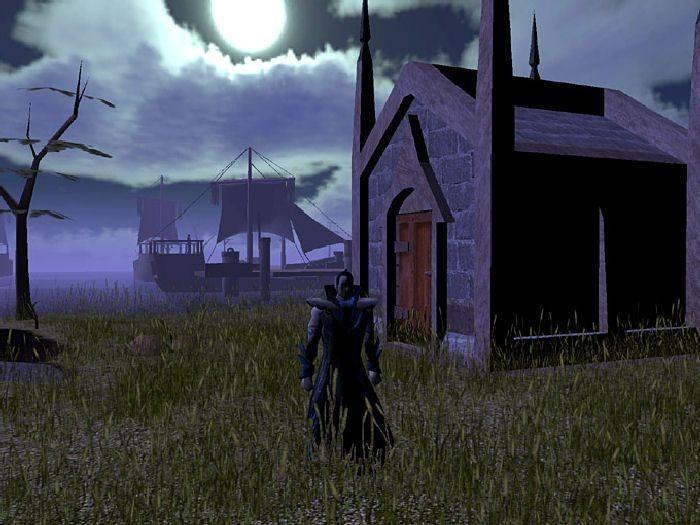 Игра Neverwinter Nights 2 - обзор игры, прохождение, патч, коды.