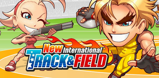 New International Track & Field review
