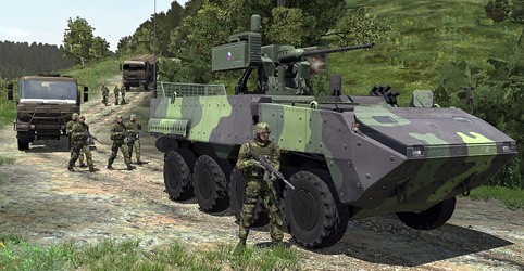 ArmA 2: Army of the Czech Republic review