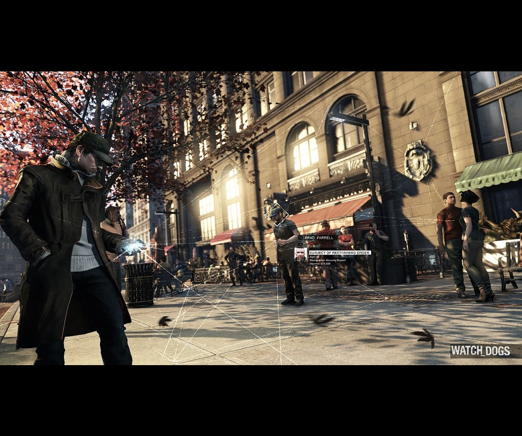 Watch Dogs  Cheat Happens