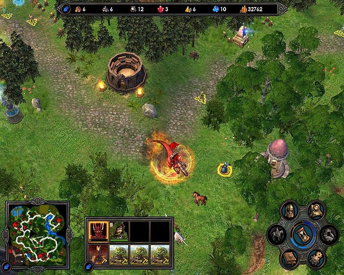Cheats of heroes of might and magic