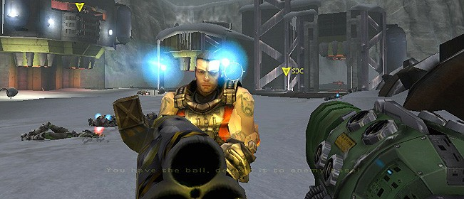 Unreal tournament 2003 game information hub hooked gamers for Unreal tournament 2003