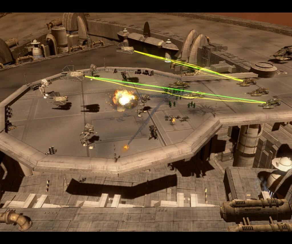 Star Wars: Empire at War - Forces of Corruption screenshots