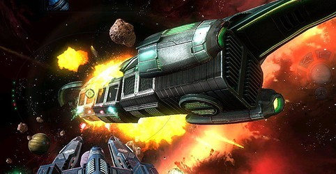 Galaxy on Fire 2 review