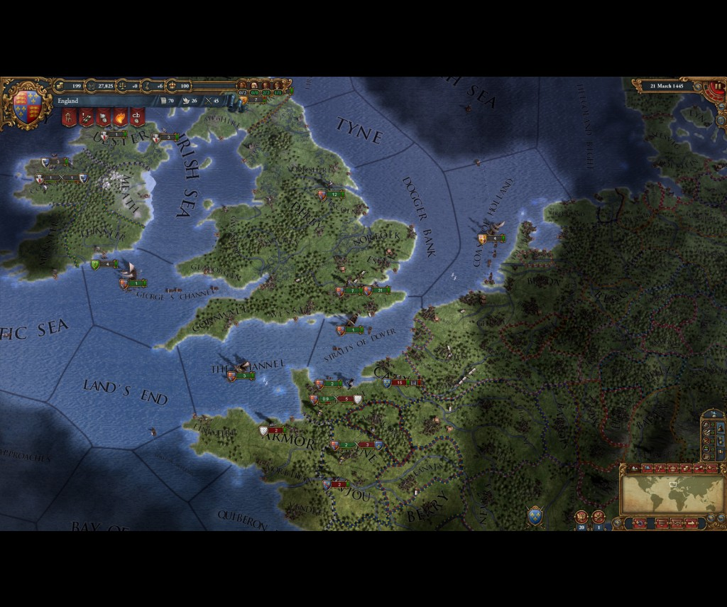 Europa Universalis IV PC review -