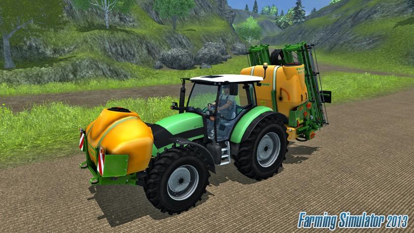 Farming Simulator 2013 PC review -