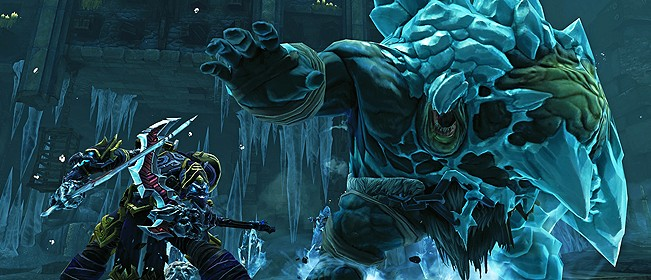 Darksiders 2: Arguls Grab