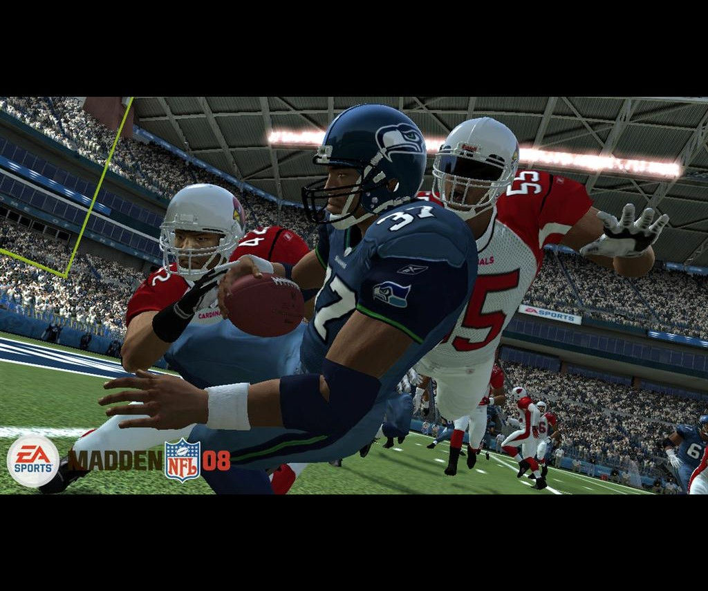 Madden NFL 08 screenshots | Hooked Gamers