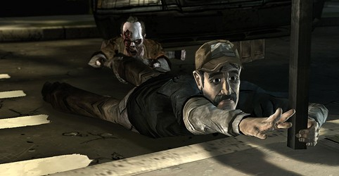 The Walking Dead - EP4 review