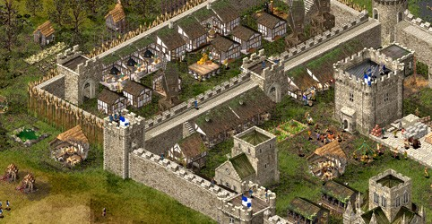 Stronghold HD review
