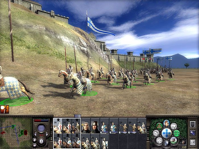 Medieval 2: Total War PC preview -