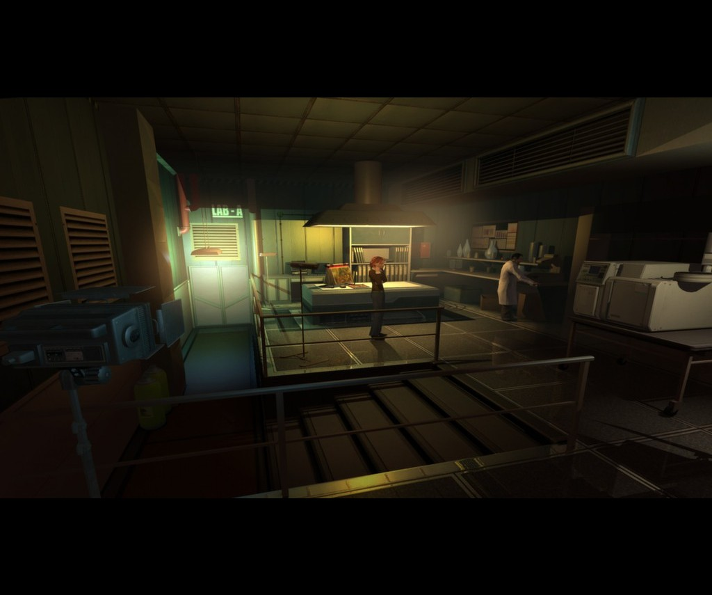review of memento mori Memento mori review - this art-themed conspiracy thriller has many memorable moments, though it's marred slightly by a few non-fatal design issues.