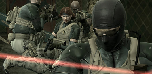 Metal Gear Solid 4: Guns of the Patriot review