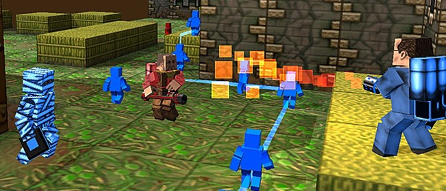 Cubemen 2 review