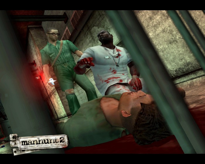 Manhunt 2 (PS2) - Gamer96 - интернет-магазин видеоигр Xbox 360, Xbox One, P