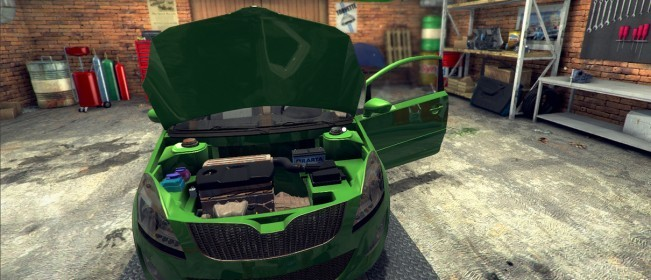 Car Mechanic Simulator 2014 review