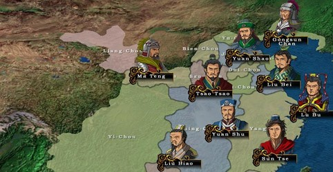 The Chronicles of the Three Kingdoms