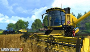 Farming Simulator 15 screenshots