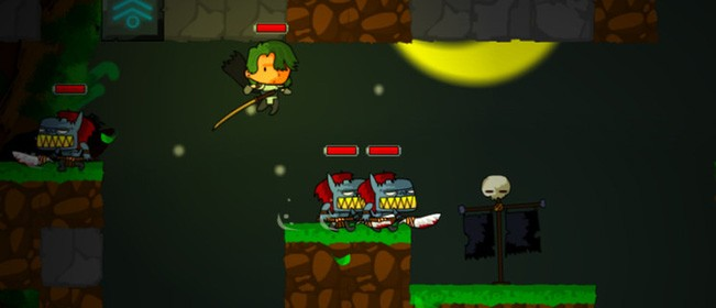 Vertical Drop Heroes review