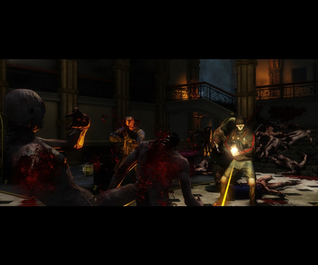 killing floor 2 how to change to preview