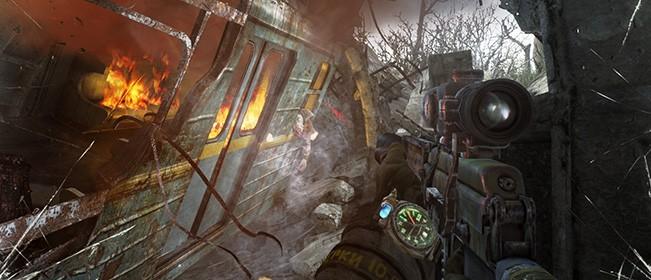 Metro Last Light Redux Pc Review Quot Step Down Below
