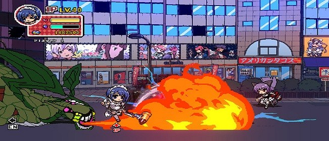 Phantom Breaker: Battle Grounds review