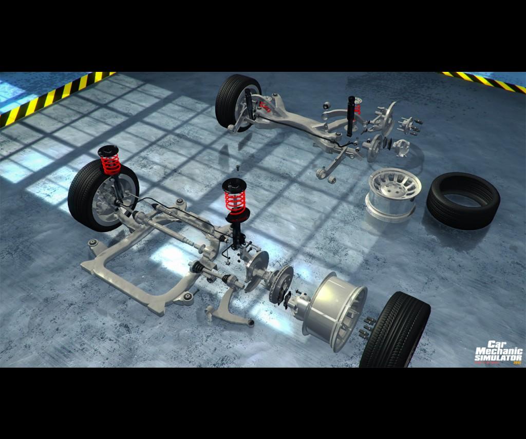 Car mechanic simulator 2015 review youtube 13