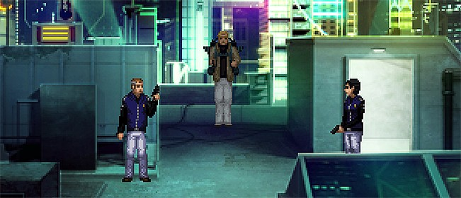 Technobabylon review