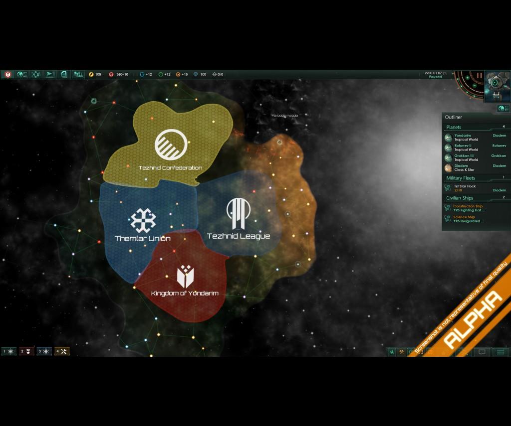 Stellaris PC review -