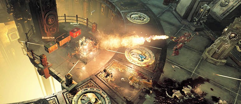 Warhammer 40,000: Inquisitor - Martyr - Preview