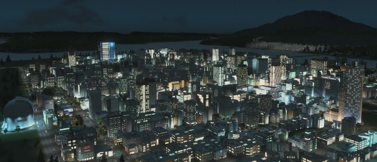 Cities Skylines: After Dark